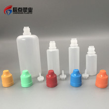Wholesale China Factory 30ml E-liquid Dropper Pe Long Drip Pen 10ml LdPE Plastic E-Liquid Bottles