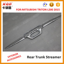 Hot selling products in china whole price mitsubishi triton TRUNK LID MOULDING mitsubishi l200 triton