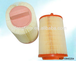 Air Filter A2710940204 for Mercede-s-Ben-z W211/W204 C160/C180/C180K/C200/C230/C380/CLK200/E200/E300/M271