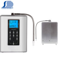 Household antioxidant alkaline water dispenser machines water ionizer korea faucet for water ionizer