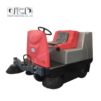Road Sweeper Electric Road Sweeping Machine, Electirc Sweeper With CE Certificate