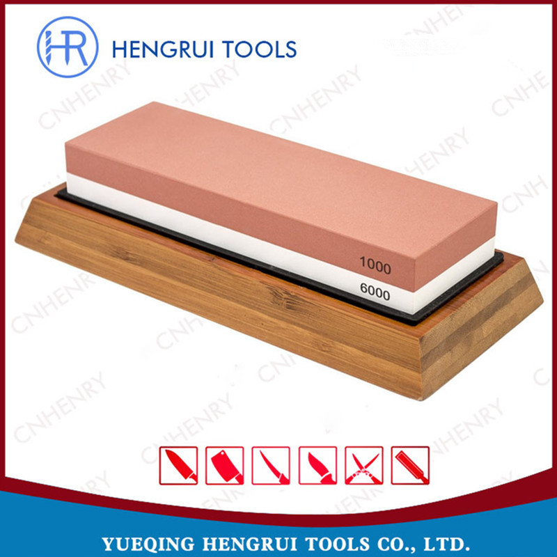 high grade aluminium oxide sharpening stone