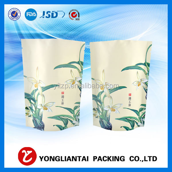 Pouch for food/food packaging pouch/plastic frozen food bags