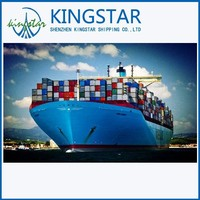 Forwarder Service Sea Transportation From China