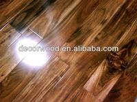 small leaf walnut acacia hardwood floors