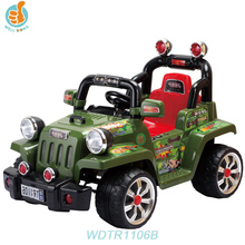 WDTR1106B Chinese Two Seater Mini Cars ,Cheap Electric Jeep For Sale For Baby With Sound