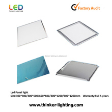 SMD slim dimmable ip20 2x2 flexible 60x60 light china led panel