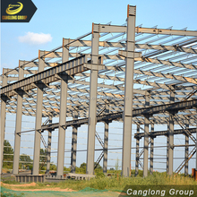 Prefabricated light steel structure sheds