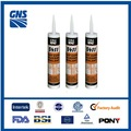 big glass silicone sealant GP