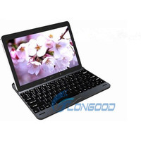 Aluminium Bluetooth Keyboard Case For Samsung Galaxy Note 10.1 2014 Edition P605