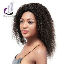 Hair Products In China Factory wholesale Price Soft Smooth Tangle Free Professional Supplier Japanese kinky curl Hair Wigs