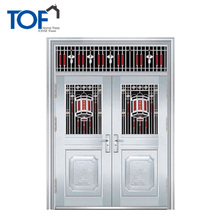 TOF Luxury Entry Doors Lowes Steel Entry Doors Residential Stainless Steel Door