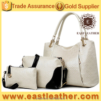 E1385 trade trends new design whoesale price high quality guangzhou handbag