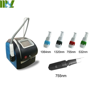 Best Effect!!! 2018 Portable picosecond laser, Picosecond laser tattoo removal machine for sale