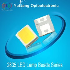 World leading auto LED packaging production line Yuliang factory smd led 2835