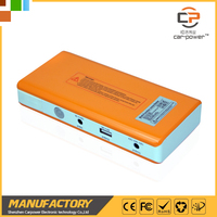 Portable Power Bank Car Jump Starter and Battery Charger 12v Motor Starter