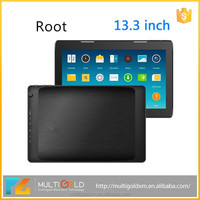 Hottest Big Screen Android 5.1 Tablet PC 13.3 inch IPS 1920*1080 RK3188T Quad Core 2GB/32GB Tablet PC