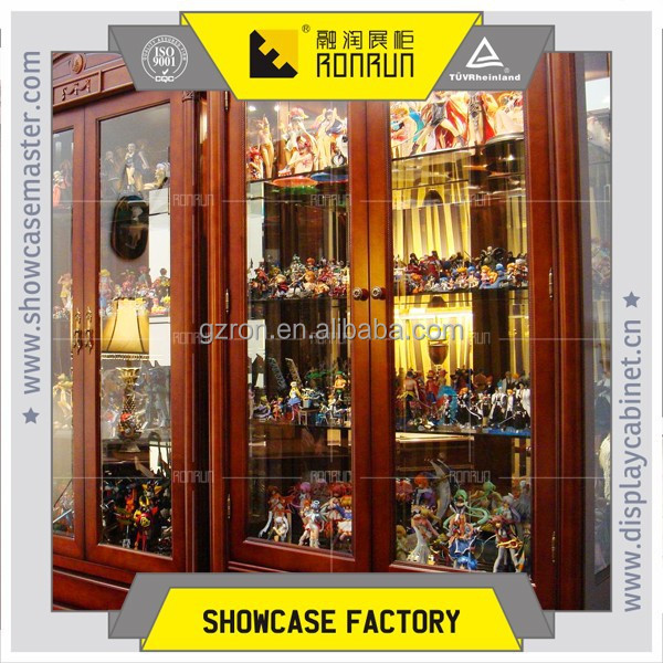 Furniture Design Showcase wood and glass display showcase furniture design for toys and