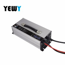 50amp 24v LFP charger 24volt 8S 29.6V 50A LiFePo4 Battery Charger Golf Cart chargers with LED