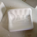 "US Hotel Bathroom Cultured Marble Wall Mount Soap Dish 6 3/4"" x 3 1/2"" x 4 3/4''"