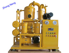 used transformer oil purifier,oil purifying system plant ZYD