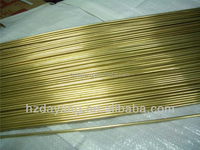 High quality brass welding rod /China supplier/brass brazing solder