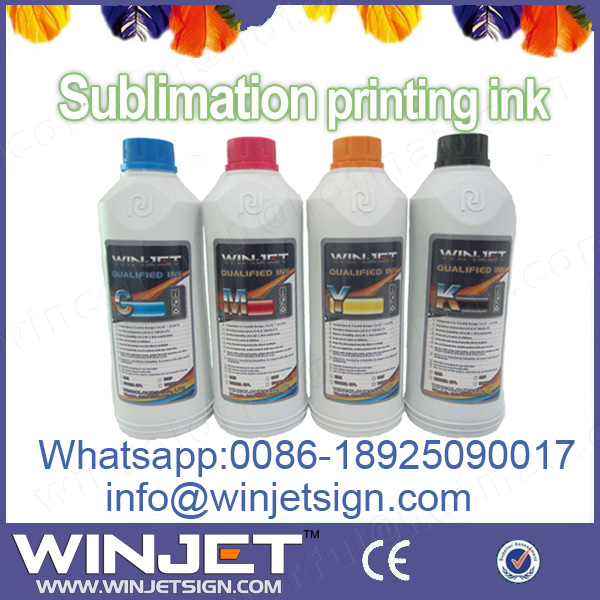 outdoor solvent plotter Hot transfer Ink sublimation ink for inkjet printer