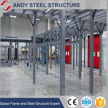 China widely used industrial shed design prefabricated steel warehouse