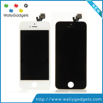Complete Screen Display with Touch Screen Digitizer Assembly No Dead Pixel For iPhone 5 5G