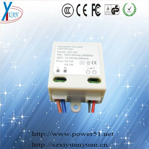 12v 350ma webcam led driver with high quality