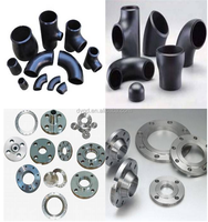butt welded Pipe Fitting /carbon Steel Elbow/ Flanges /tees/ Reducers/caps/bends