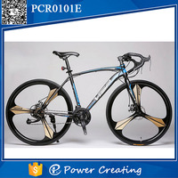Powercreating Popular design aluminum Hub road bike