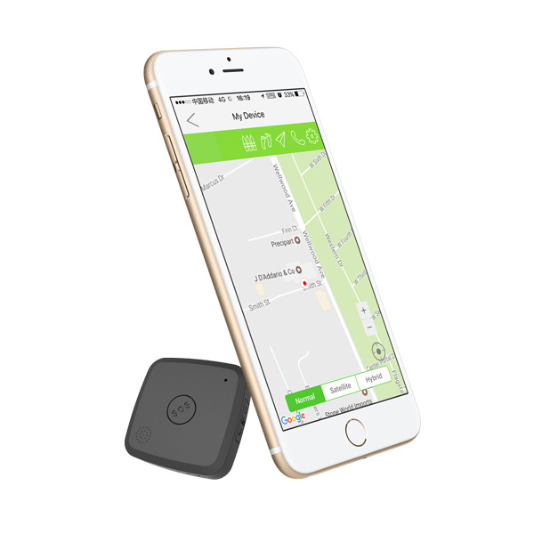 Ds008 Quad Band 900/1800/850/1900Mhz Personal Realtime Gps Tracker