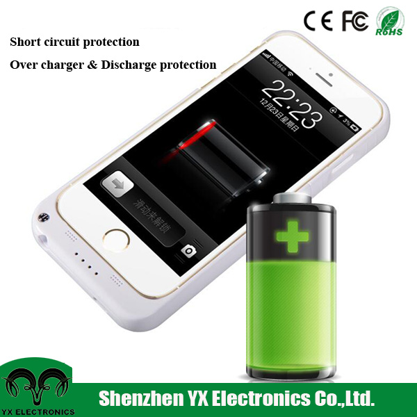 Backup Charger For Iphone 6,External Battery Case For ...