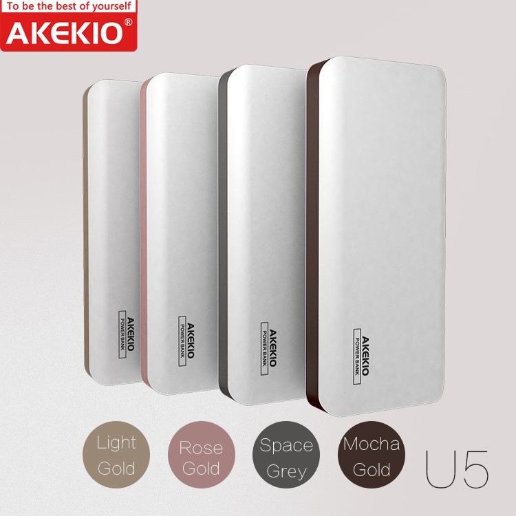 High quality more than 500 times cycles real capacity power bank 10000mAh