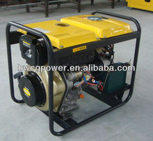 Electric Start! 5kW Mini Diesel Generator 120V