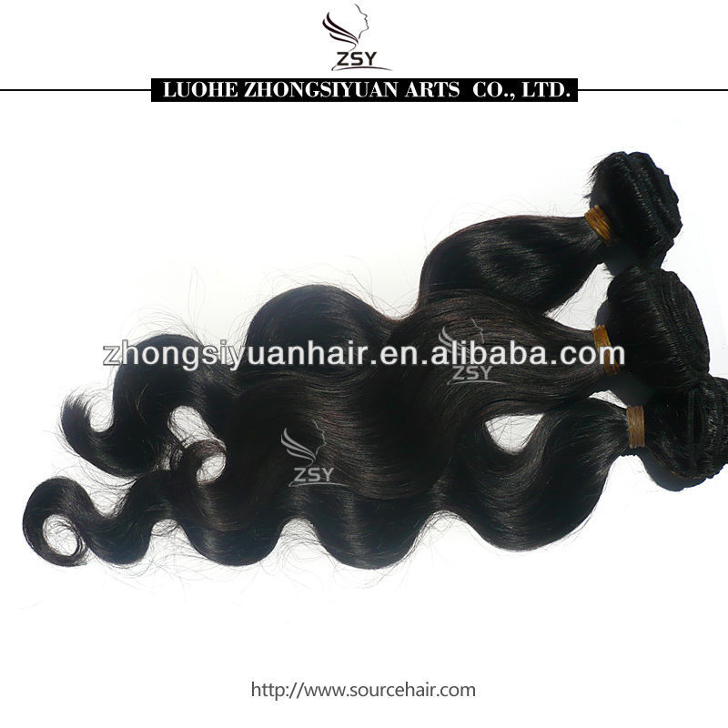 ZSY aaa grade unprocessed wholesale virgin malaysian hair