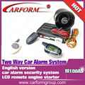 Hot Selling English Version Magicar M100AS Scher-Khan car alarm security system