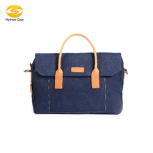Men's Multifunctional Canvas Messenger Handbag Briefcase Tote Laptop bag Outdoor Bag