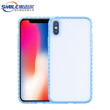 Factory price wholesale clear back case for iphone 7,premium flexible soft tpu for iphone x case