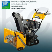 "11HP /30"" CE/GS Exclusive Snow Throwers /Snow Blowers with rubber track( KC1130GT )"