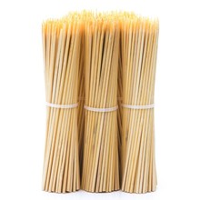 barbecue grills 35cm long marshmallow sticks/bamboo skewers