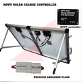 12 volt Folding Solar Panel Kit foldable