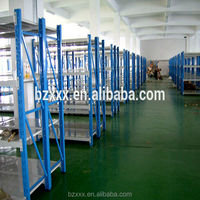 China Bazhou Gold Supplier Warehouse Steel Shelving Bike Pallets