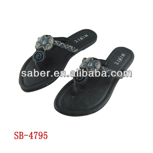 2014 New Model Flip Flop Sandal Shoe for lady