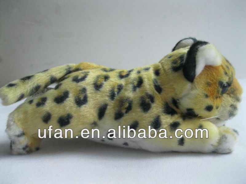 mirror car ornaments Leopard toys for children