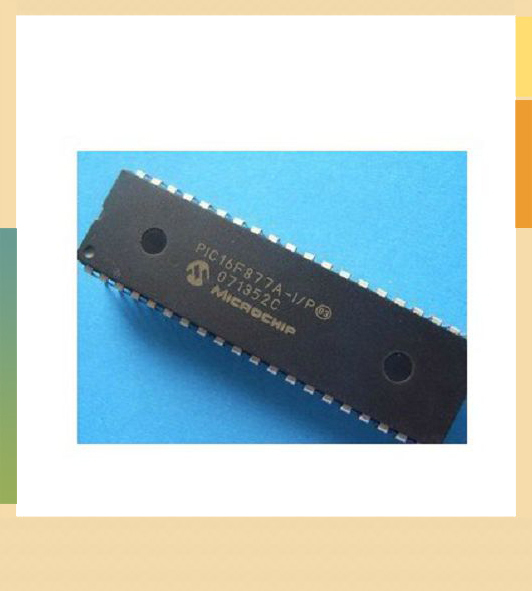 PIC16F877A-I/P PIC16F877A   DIP-40 IC Free shipping