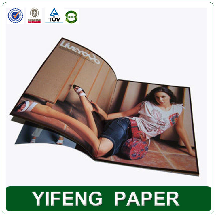 Guangzhou Yifeng factory custom printing service, how to print a book