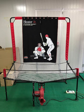 Cricket Bowling Machine Practice Net