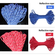 Outdoor Camping Rope Rescue Escape bundling <strong>safety</strong> climbing rope 31 meters
